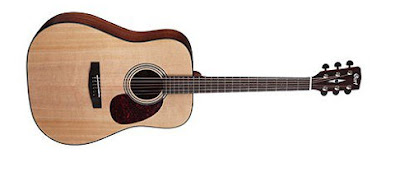 harga gitar cort akustik