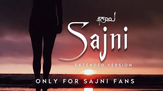 Sajni Lyrics - JalRaj   Jal - The Band