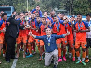 Audax RJEC Campeão da Taça Santos Dumont de 2021