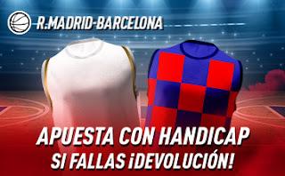 sportium Promo Euroliga Real Madrid vs Barcelona 14-11-2019
