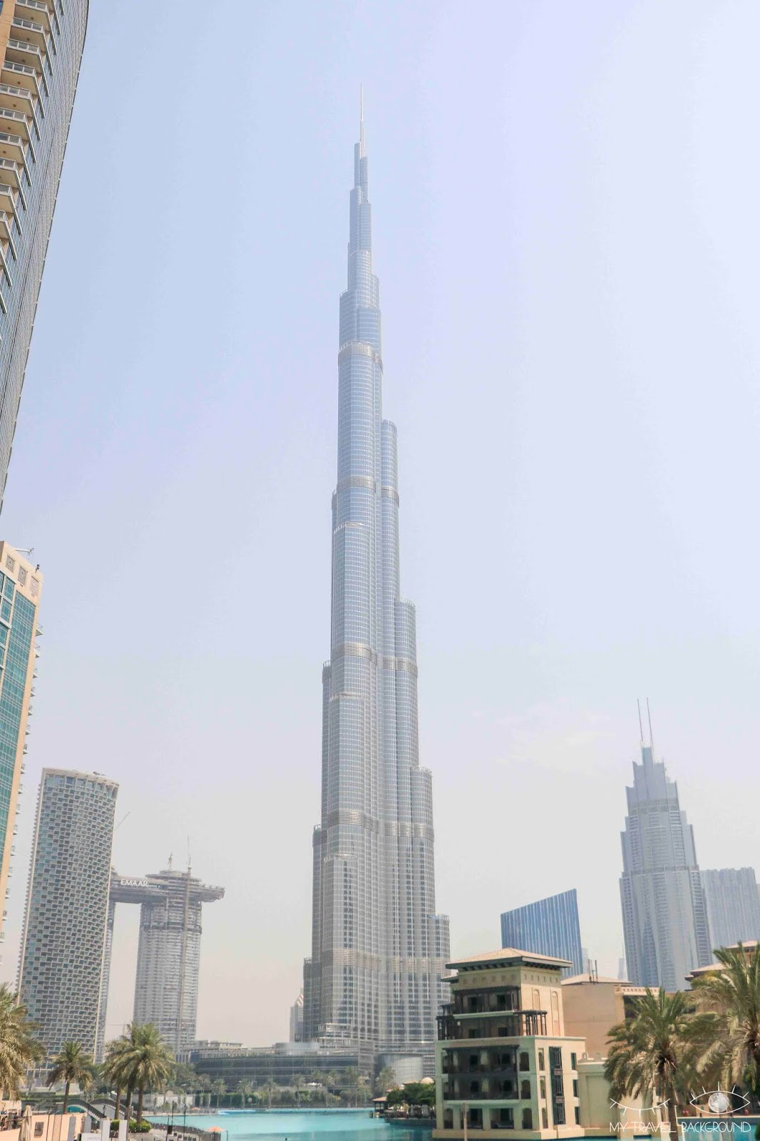 My Travel Background : Escale à Dubaï, que visiter en 3 jours ? - Burj Khalifa