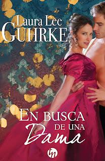 Portada del libro En busca de una dama de Laura Lee Guhrke