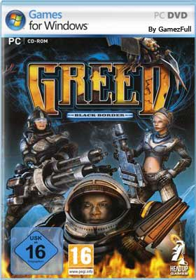 GREED Black Border PC [Full] Español [MEGA]