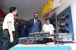 Menteri Pertahanan Uni Emirat Arab (UEA)