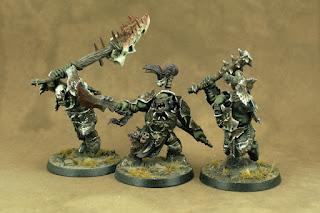 Thugg, Morgok & 'Ardskull of Morgok's Krushas