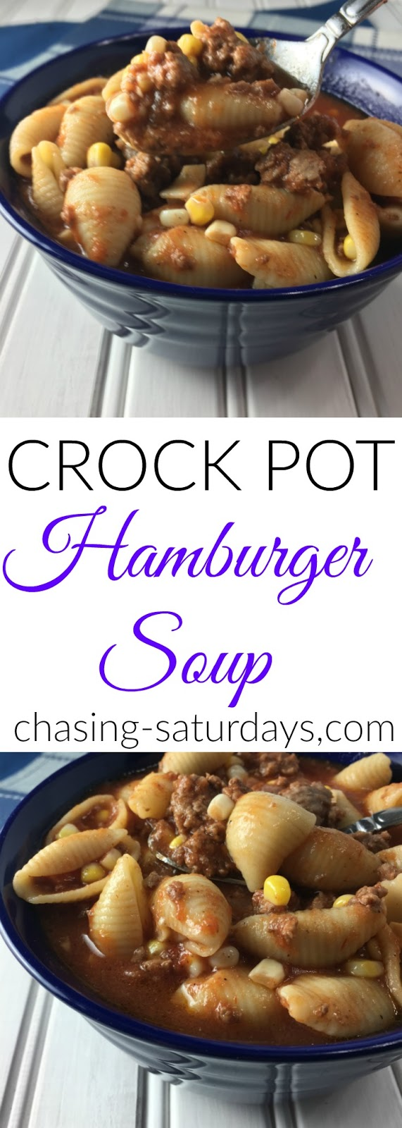 how to cook hamburger in a crock pot