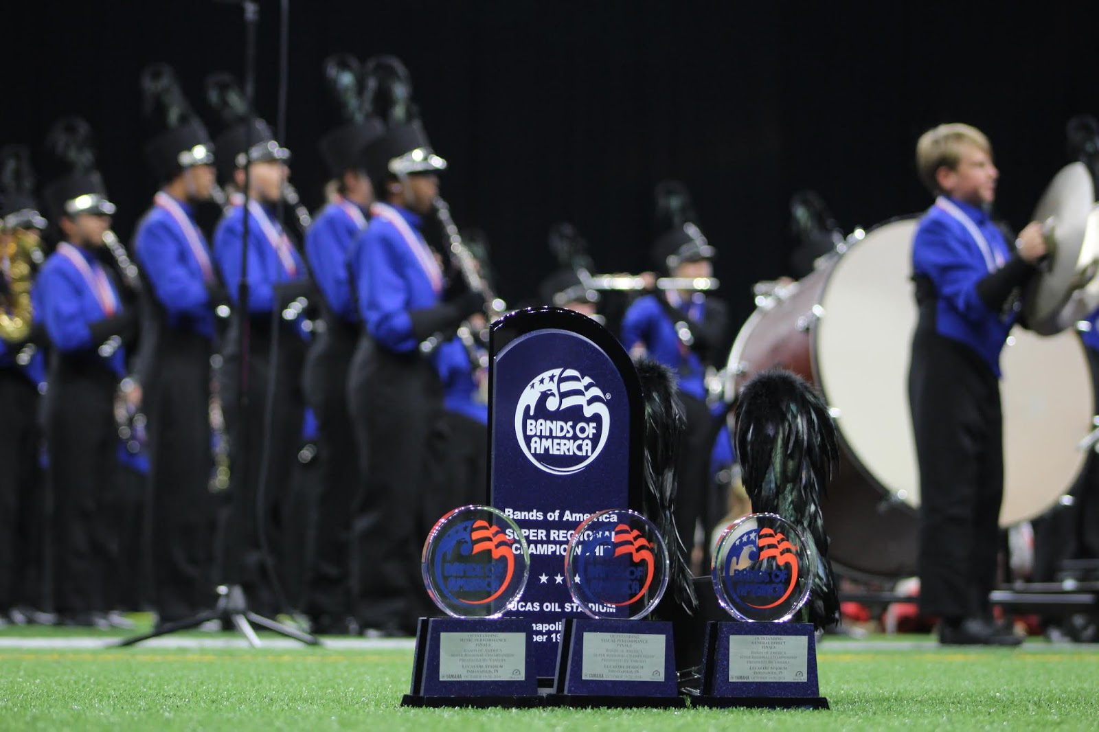 Carmel Trophies from Indy Super