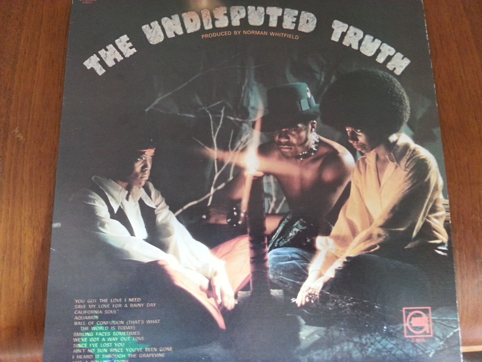 Vinylology The Undisputed Truth The Undisputed Truth