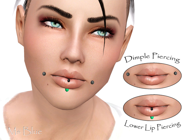dimple piercings really give you dimples - 600×450