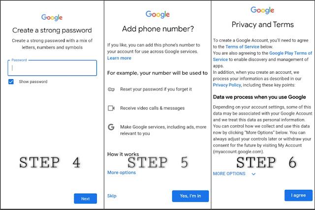how to create gmail id in hindi