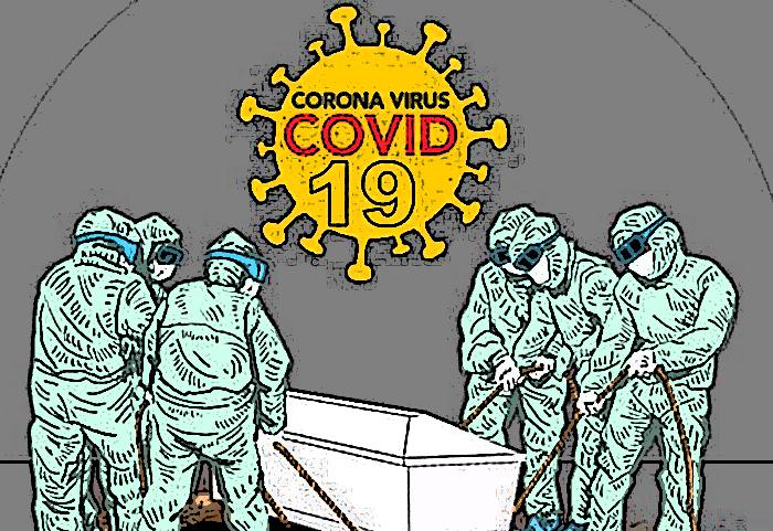 Miris,Honor Petugas Pemulasaraan Jenazah Pasien Covid-19 Mesuji Tak Dibayar, BPBD Bungkam