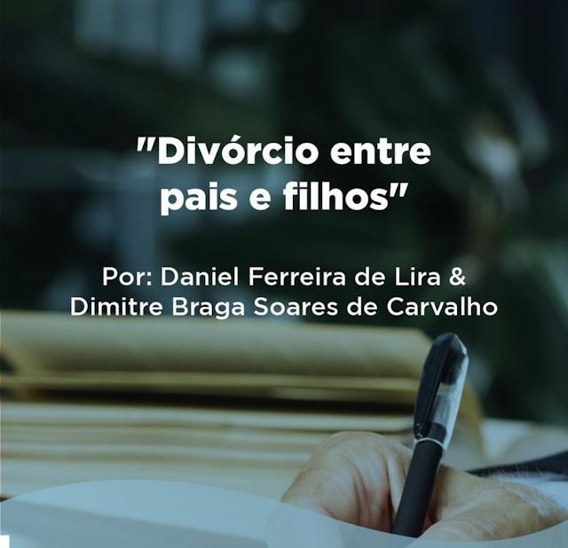 Divórcio entre pais e filhos
