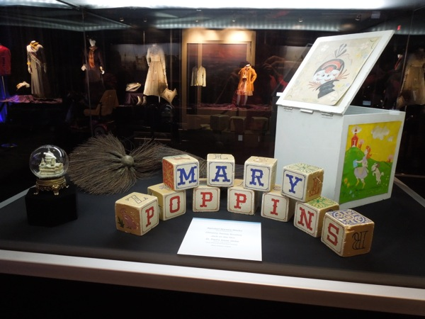 Original Mary Poppins film props
