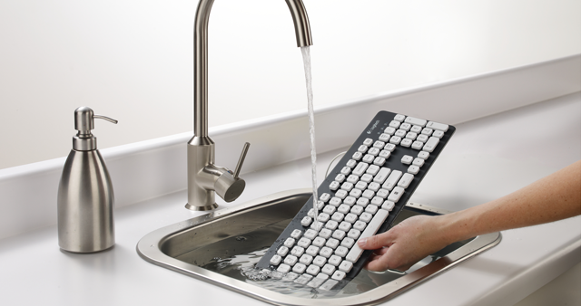 Washable Keyboard by Logitech