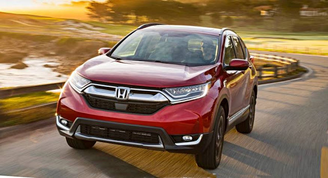 2017 Honda CR-V First Drive Review