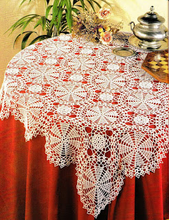 Tablecloth by motifs