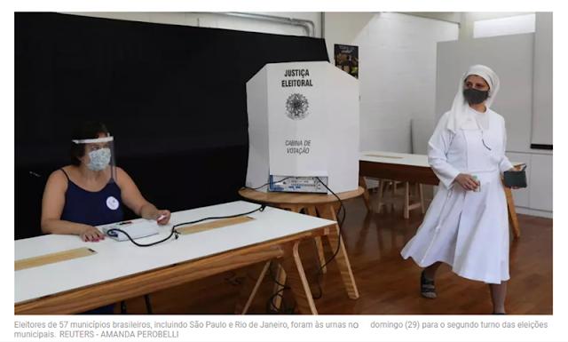 Resultado de eleições municipais muda cenário político e esquenta projeções para 2022