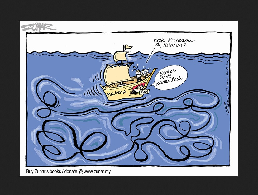Krisis kepimpinan