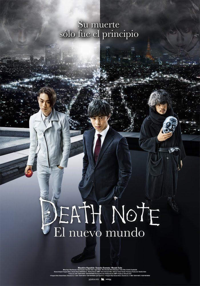 ver Death Note: El nuevo mundo 2017