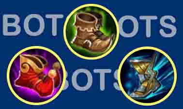 Item sepatu di Mobile Legends