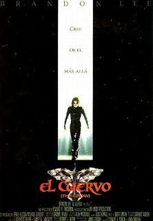 El Cuervo en Español Latino