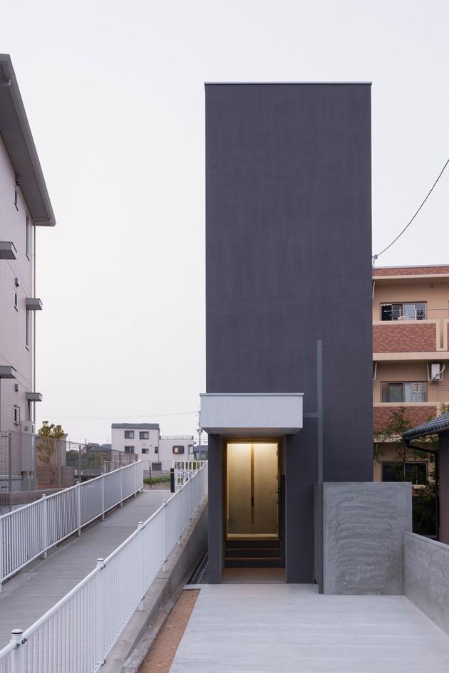 Desain Rumah Sempit Memanjang Minimalis  Desain Rumah