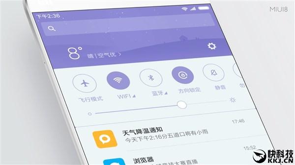 MiUI 9 tem print vazado e mostra novo visual!