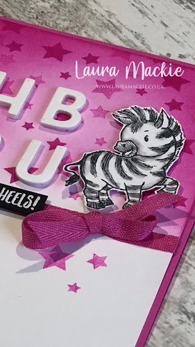 Stampin' Up! Zany Zebras
