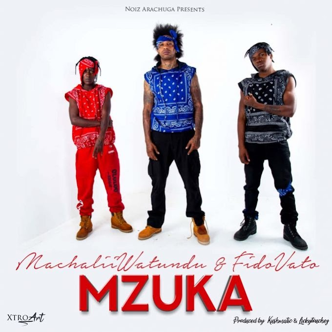 AUDIO | Machalii Watundu & Fidovato – Mzuka | Download New song