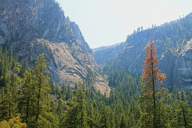 Yosemite National Park valley geology field trip glacier granite Sierra Nevada California copyright RocDocTravel.com