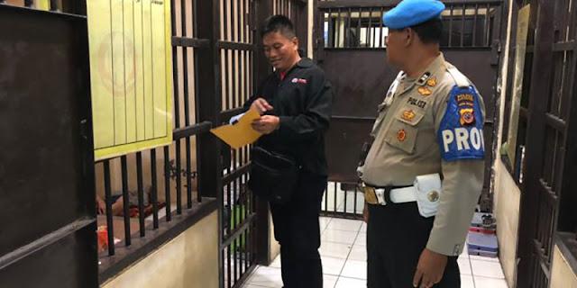 AKP SR, Penyidik KPK Yang Peras Walkot Tanjung Balai Ditahan Propam