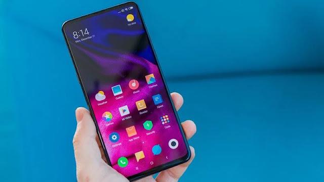 9. Xiaomi Mi Mix 3 5G