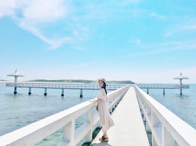 澎湖景點-小池角雙曲橋