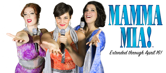 EXTENDED: Mamma Mia! at Marriott Theatre Now Extended Through April 16th