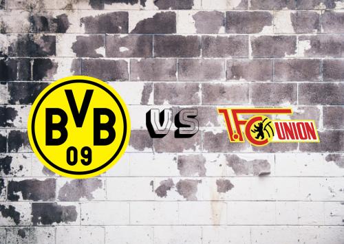 Borussia Dortmund vs Union Berlin  Resumen y Partido Completo
