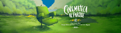 Cinemateca al Parque No. 7 2018