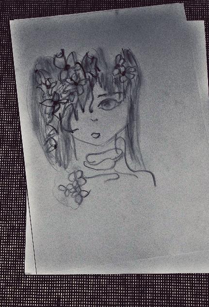 Mała odmiana - rysunek...