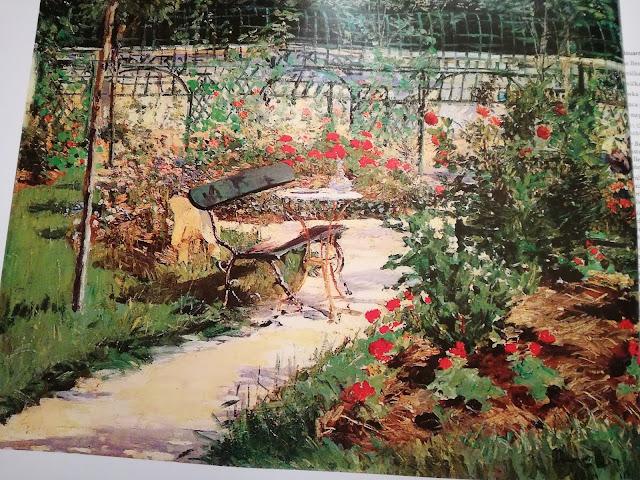 Edouard Manet, The Bench