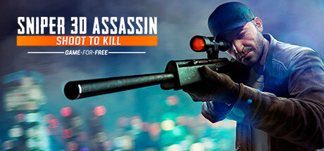 Sniper 3D Assassin free