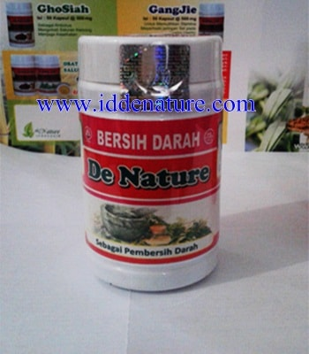 Bersih Darah Herbal De Nature