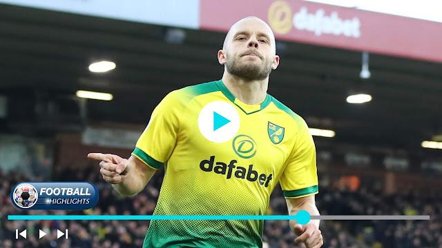 Norwich City vs AFC Bournemouth – Highlights