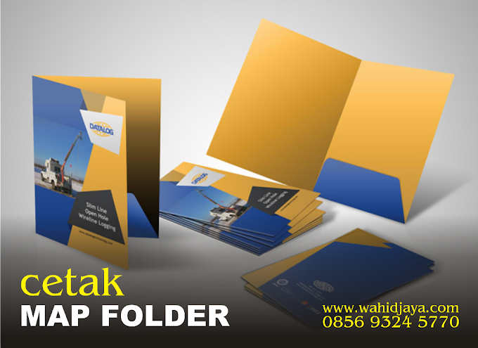 CETAK MAP FOLDER