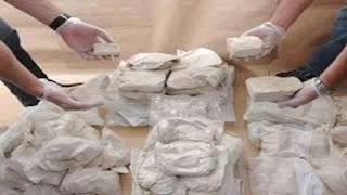 बिहार में करोड़ों की हेरोइन, अफीम बरामद, पुलिस की भनक लगते ही तस्कर फरार