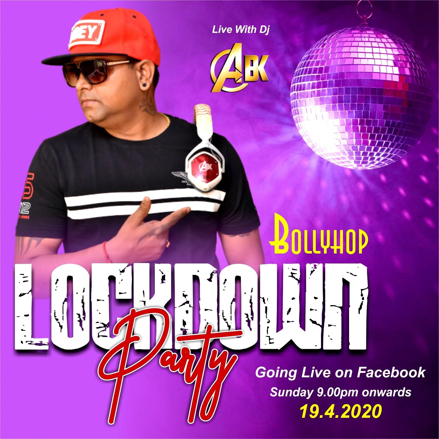Bollywood Lockdown Party