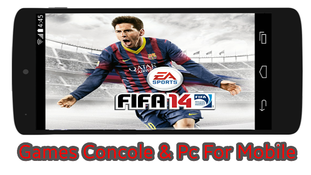 Download FIFA 13 Free Mobile Games 2020 Do Not Need the Internet