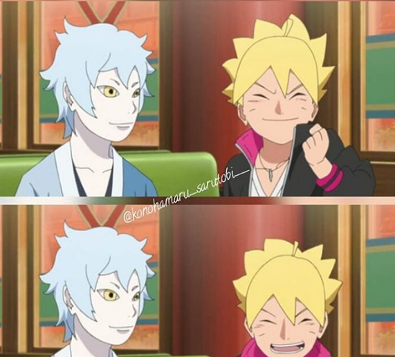 This Boruto and Mitsuki Importance Are Freaking Out The Naruto Fans