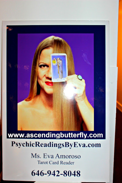 Psychic Readings by Eva at Getting Gorgeous 2015 in New York City