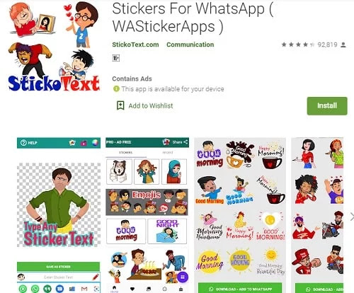 5 Applications for Making Your Own Whatsapp Stickers