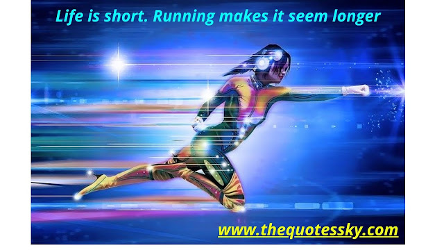 60+ Best Jogging Quotes and Status about Life