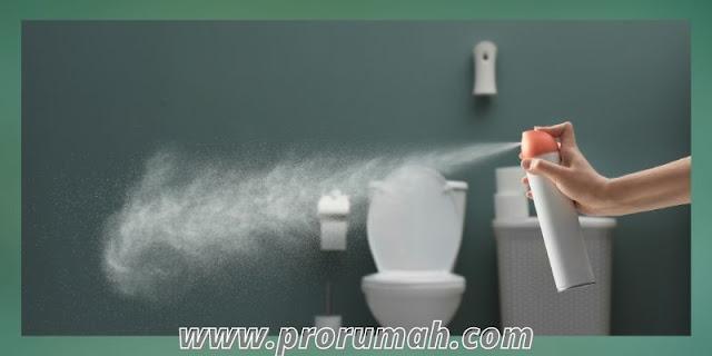cara menata dekorasi kamar mandi - perhatikan tingkat keharuman